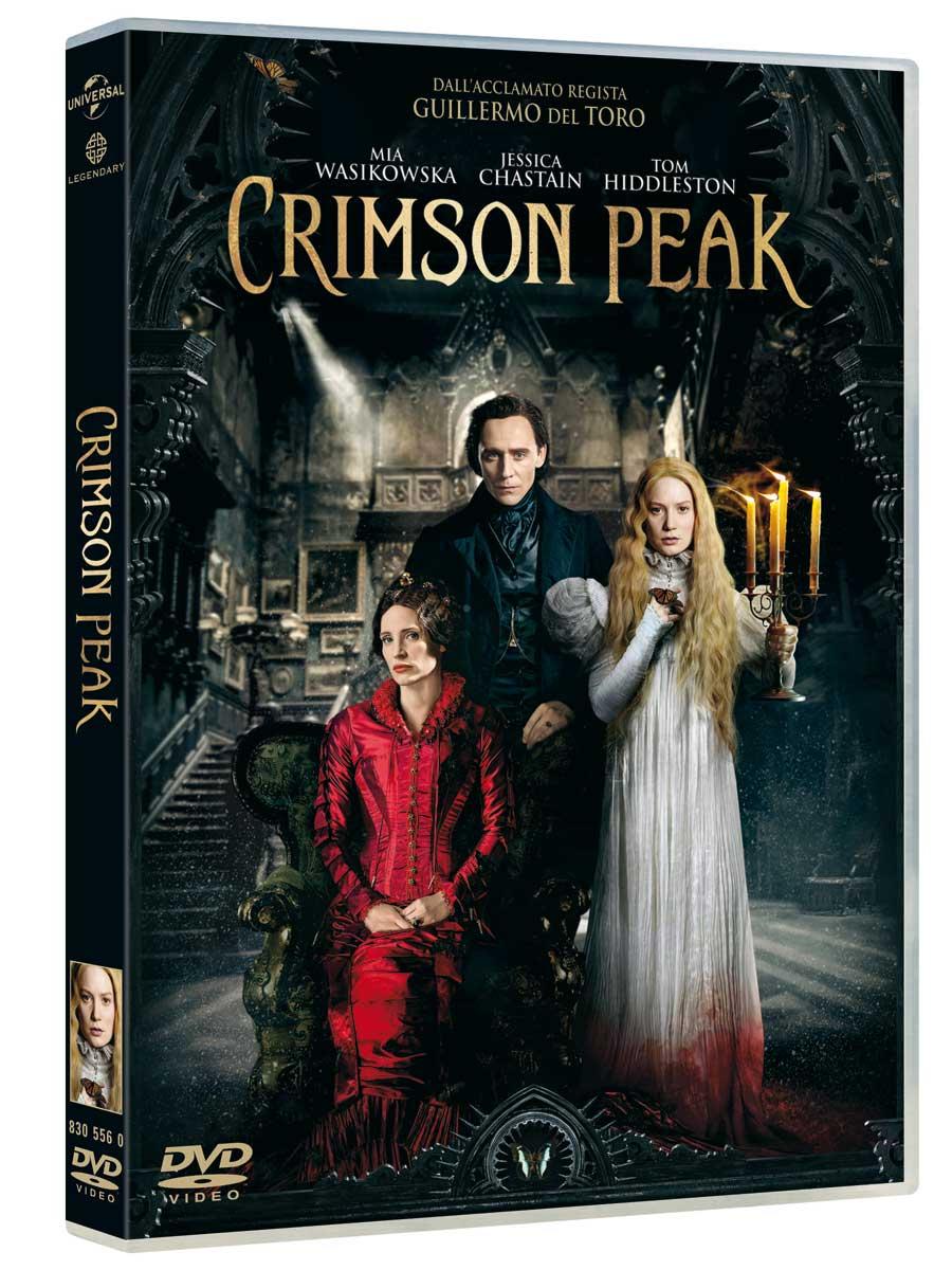 Crimson peak balboni video - La porta rossa film completo ...