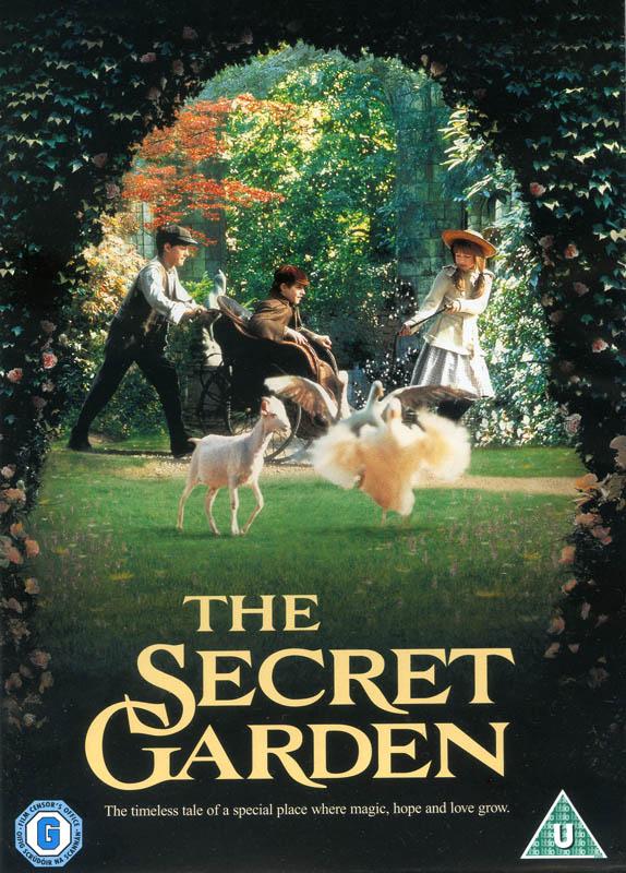 El abismo del cine el jard n secreto 1993 for El jardin secreto pelicula