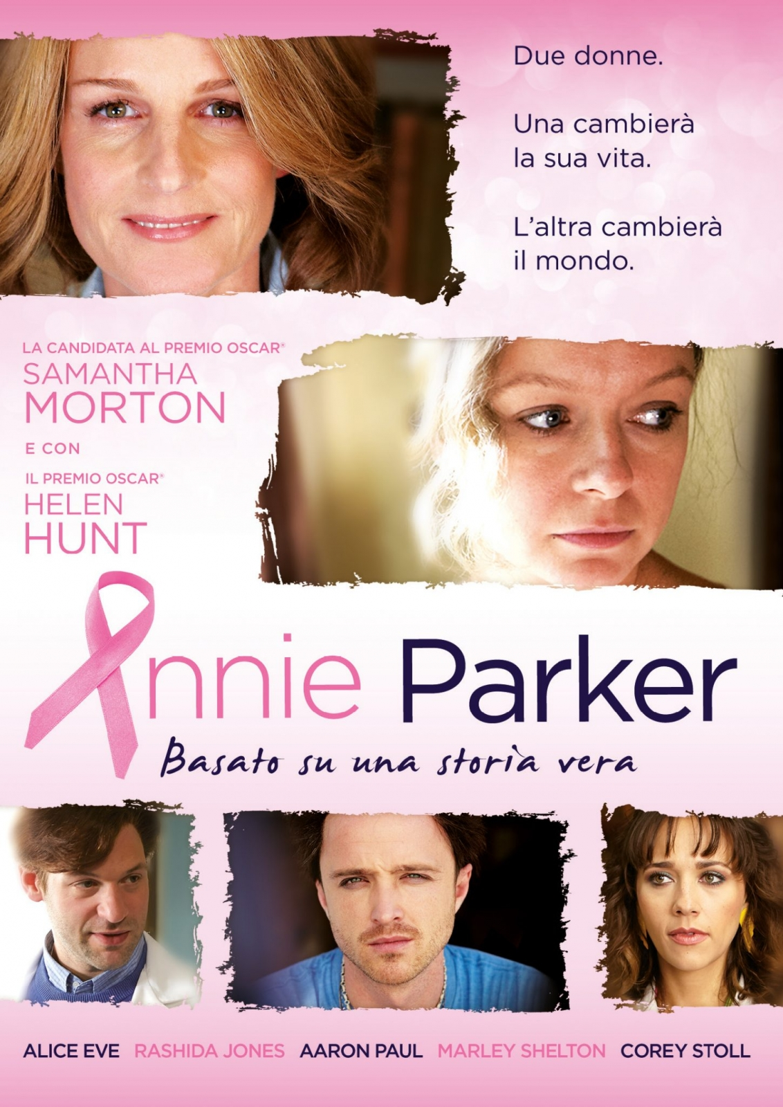 Annie Parker - Decoding Annie Parker   Balboni Video.
