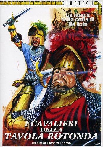 I cavalieri della tavola rotonda knights of the round table balboni video - I cavalieri della tavola rotonda film ...