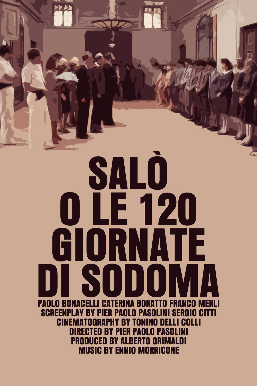 film salo or the 120 days of sodom indowebster